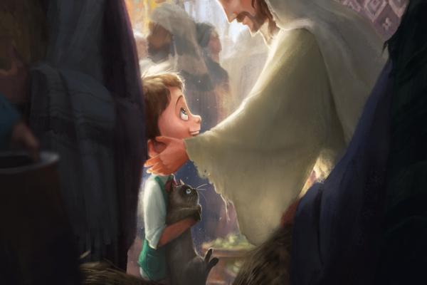 찰스디킨스원작 '예수의생애' 애니메이션 아메리칸필름마켓 선보여
