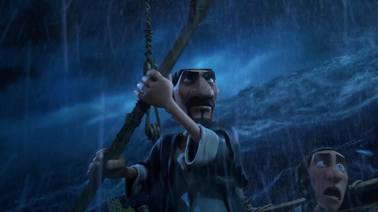 UNREAL ENGINE 'VFX 선도 스튜디오 모팩의 언리얼 엔진을 활용한 리얼타임 애니메이션 제작'